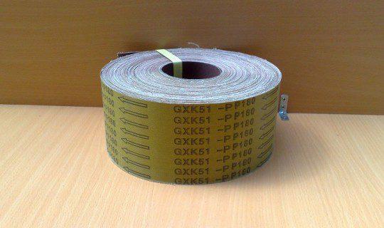 Vải Nhám cuộn K51